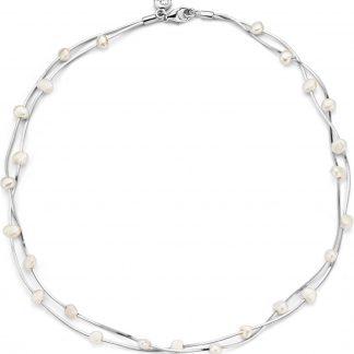 Casa Jewelry Collier Tahiti - Zilver