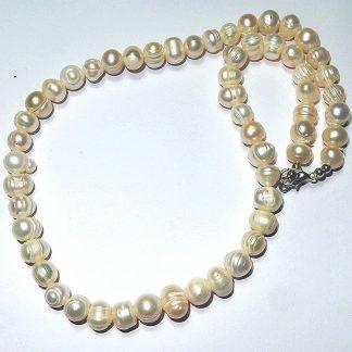 Aanbieding: Prachtig collier van echte parels, van 49,95 euro voor 24,95